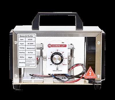 Saubere Luft Ózongenerátor 20 g/óra